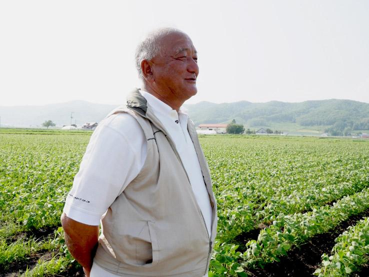 北海道秋場農園の小豆200g