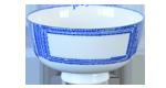 東屋 花茶碗 カガミ