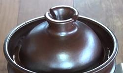 山の工房村飯炊釜の美味しい玄米の炊き方