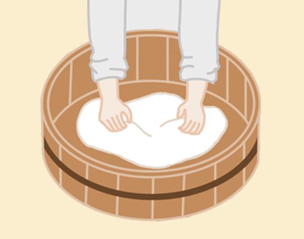 Mix Dough