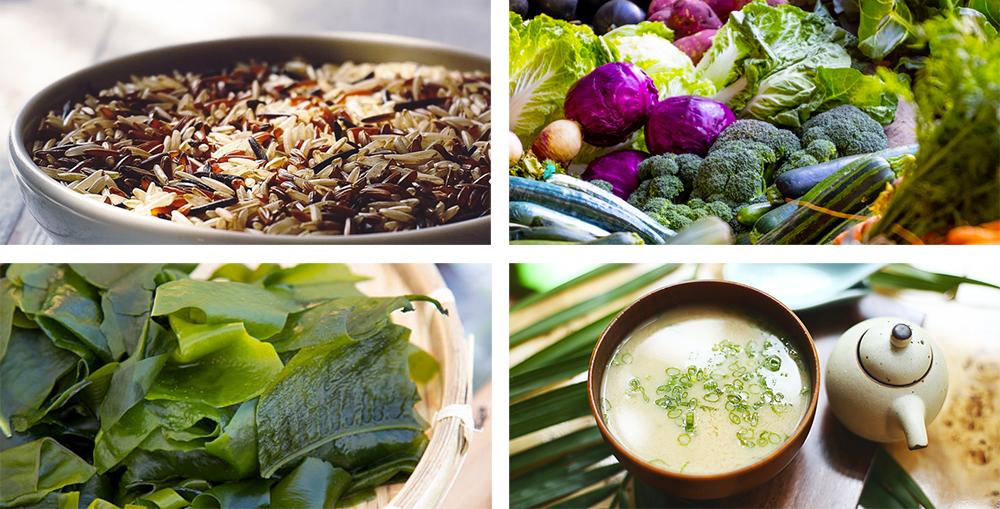 Macrobiotic Main Foods