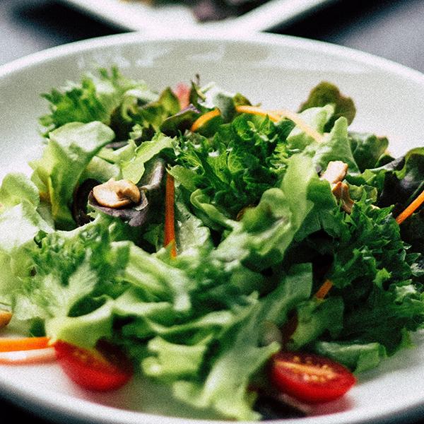 Macrobiotic Vegetables