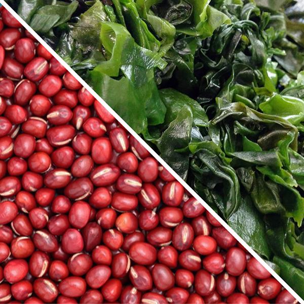 Macrobiotic Beans And Sea Vegetables