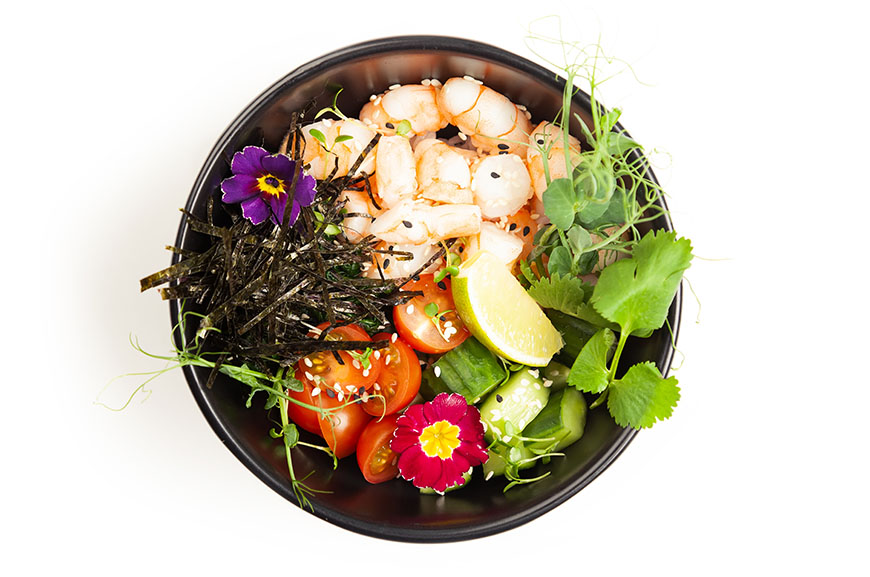 nori for salad