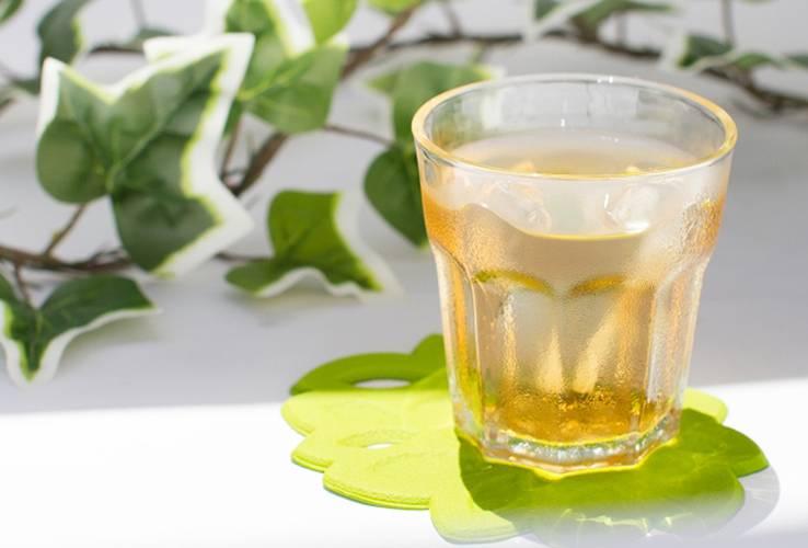 リンゴ酢の美味しい飲み方