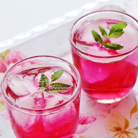 Shiso perilla juice