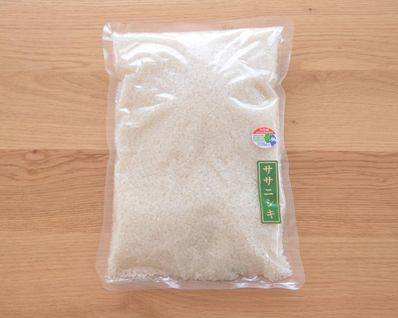 ササニシキ(白米)_1kg