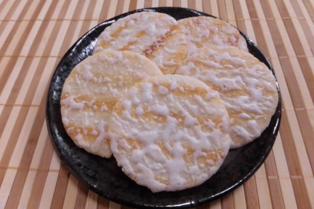 White Sugar Senbei