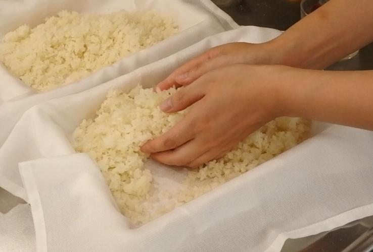 How to Make Rice Koji