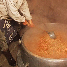 Simmering the Soybeans