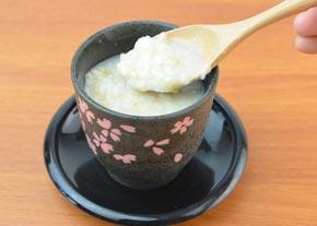 Brown rice amazake
