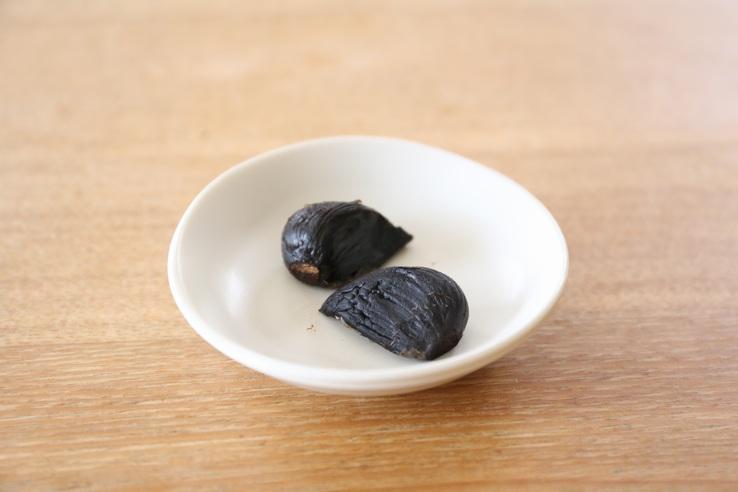 Garlic Turns Black