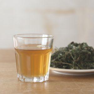 よもぎ茶の淹れ方