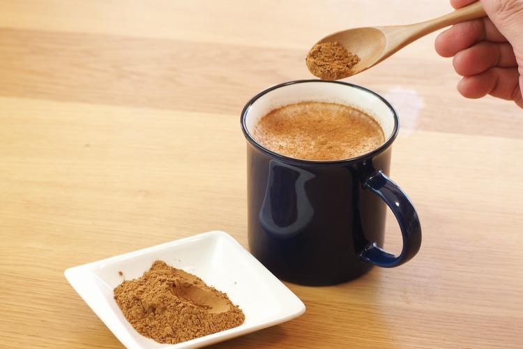 シナモンコーヒーには美容にうれしい効果がいっぱい!