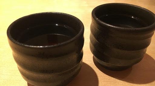 梅干し×お茶…梅醤番茶