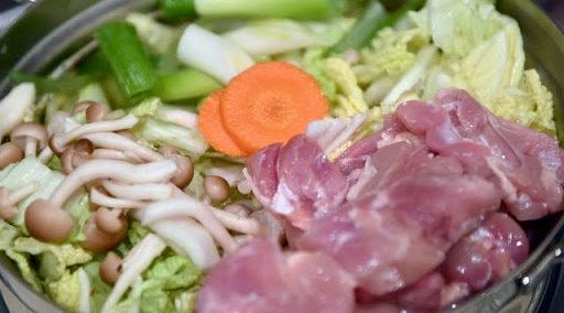 鍋×柚子胡椒