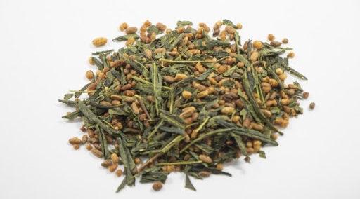 緑茶+玄米タイプ