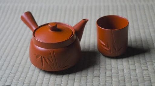 玄米茶のいれ方