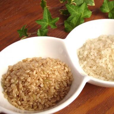 玄米のカロリーと糖質