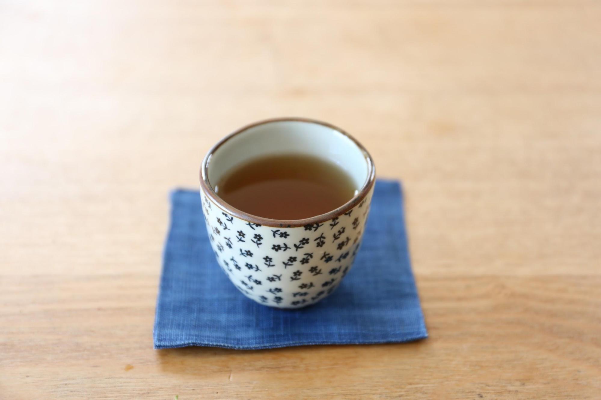 小豆水・小豆茶の効果