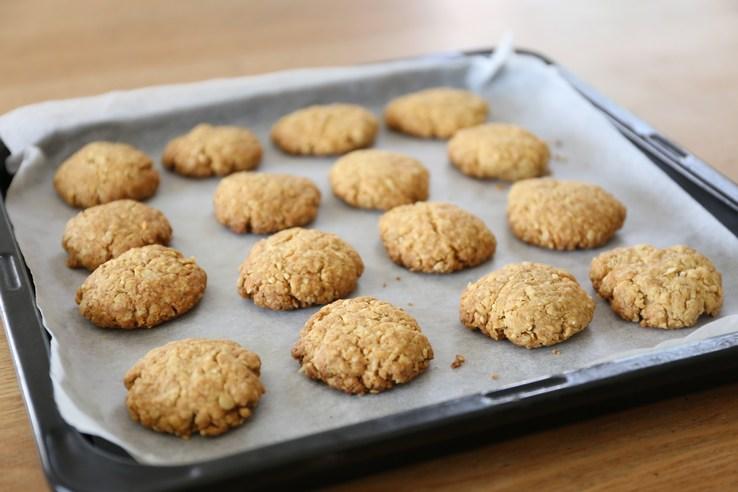 アマニ油クッキー