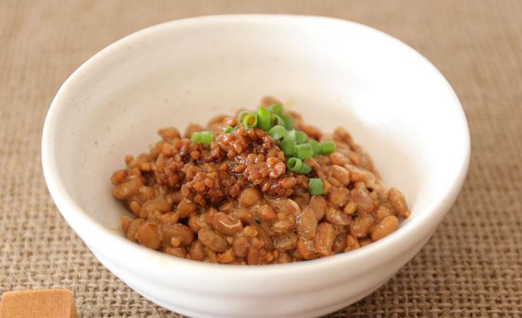 しょうゆ麹納豆