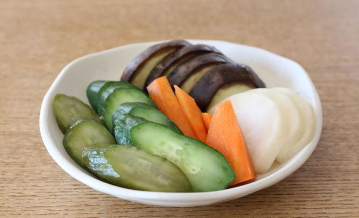 発酵食品3 漬け物