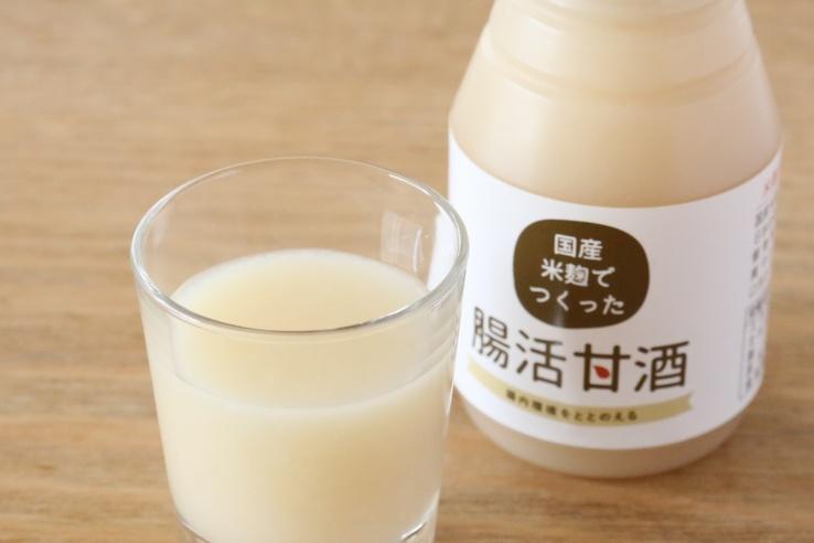 乳酸菌甘酒の特徴と栄養素