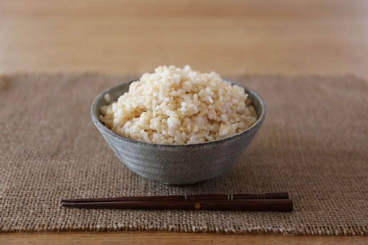玄米の糖質