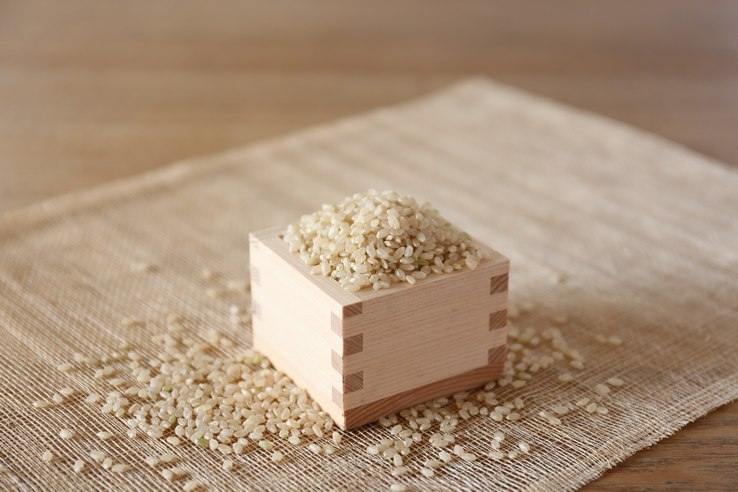 玄米の選び方