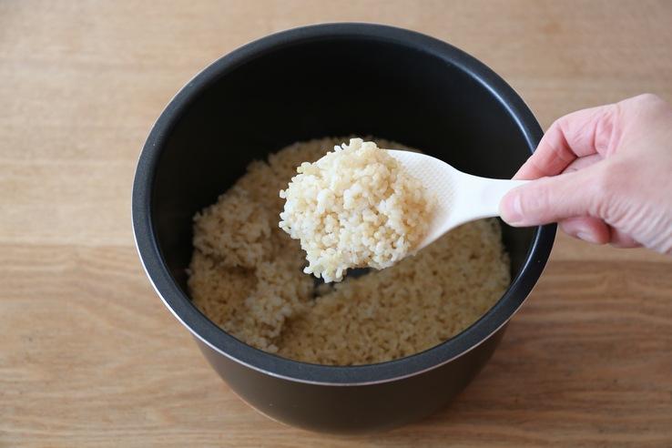 玄米を美味しく食べる方法